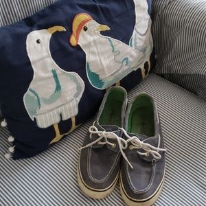 Sperry--Size 8